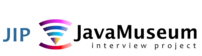 JIP – JavaMuseum Interview Project